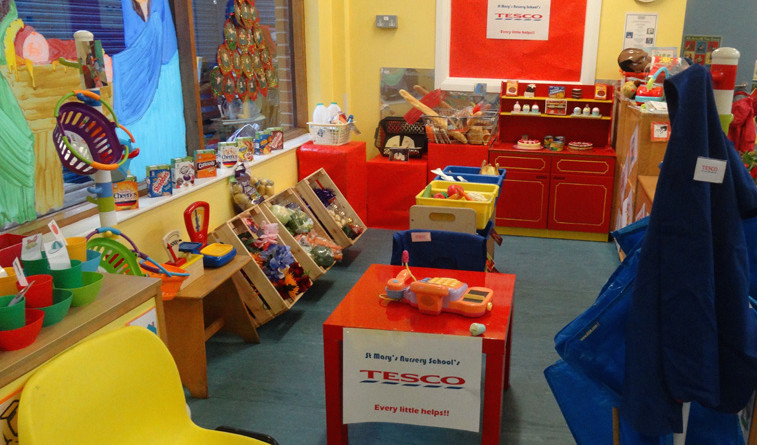 St Mary's Nursery School Newtownabbey