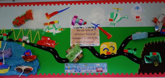 St Mary's Nursery School, Newtownabbey Photo Gallery